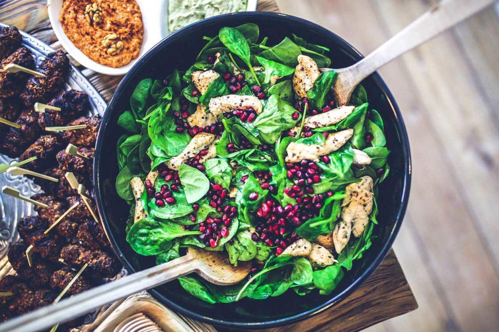 conférence équilibre alimentaire