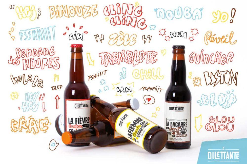 dégustation biere Hameaux Bio