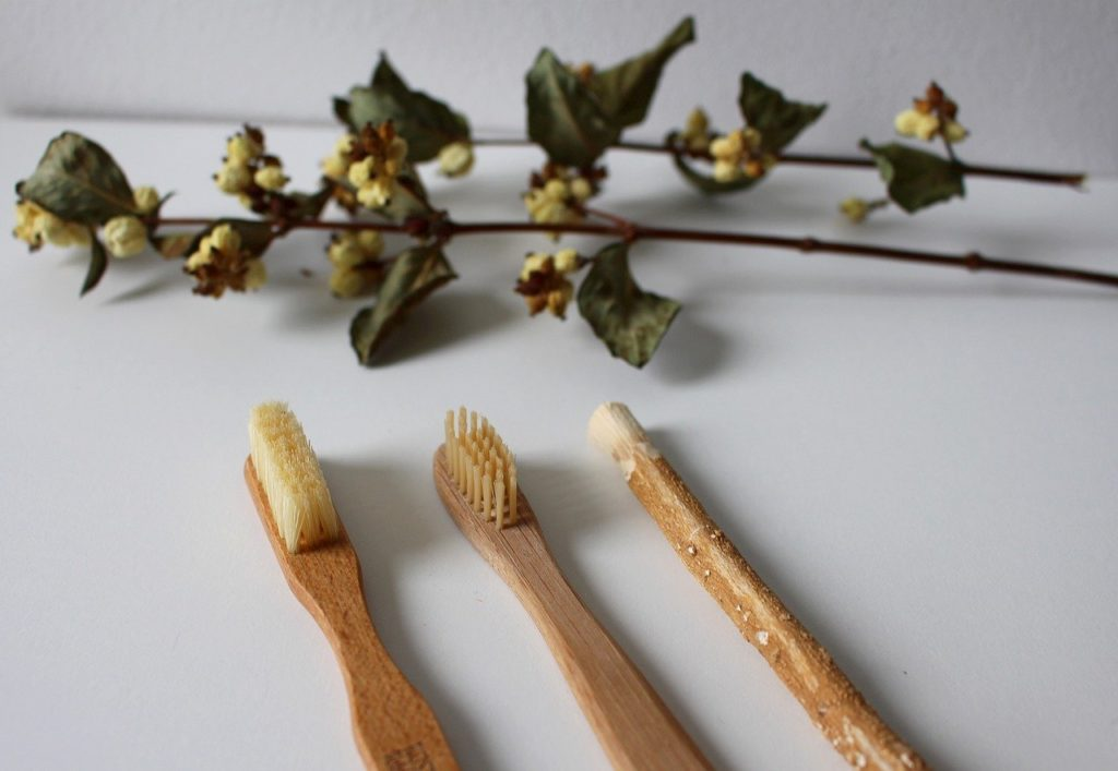 DIY dentifrice bio naturel en gel