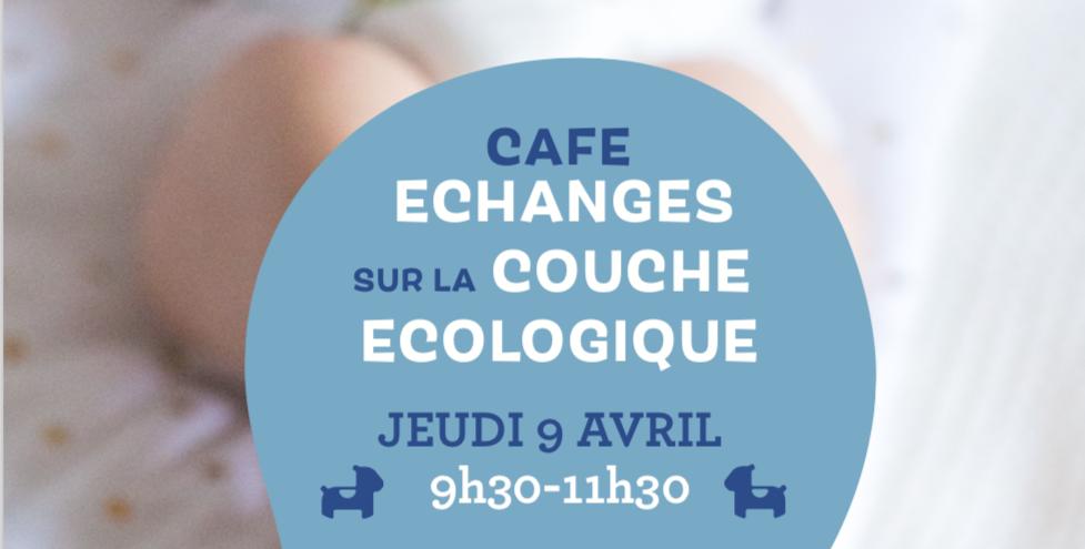 cafe échange sur la couche écologique