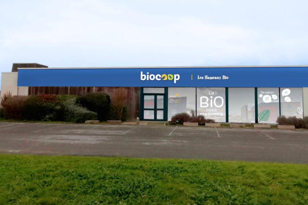 Magasin Bio local Pouliguen