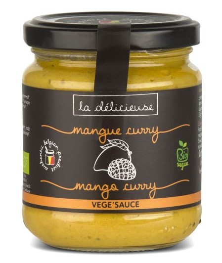 Tartinade la délicieuse mangue curry