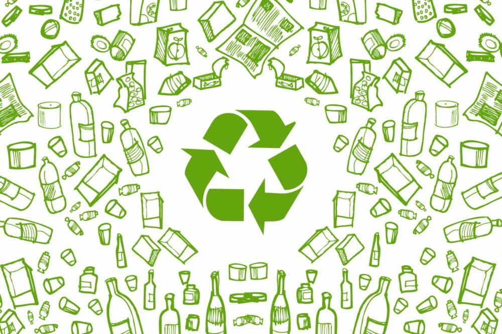 Logo recyclage Hameaux Bio Biocoop