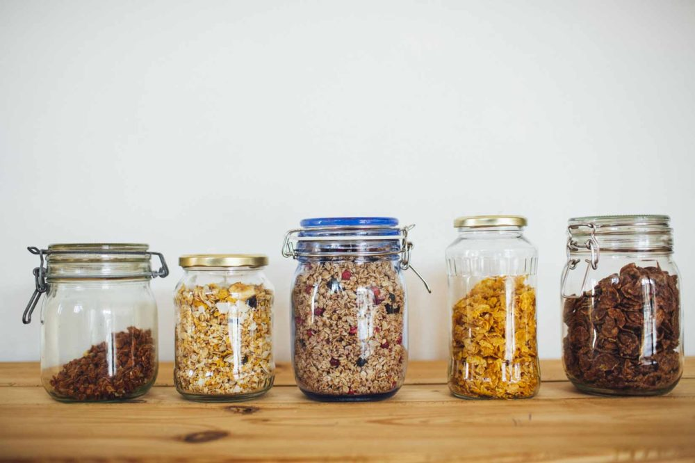 Céréales en vrac Biocoop
